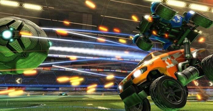 3- Rocket League le Cross-plateforme activé sur PS4