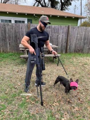 Sniper - Bird Box Challenge