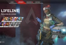 personnage LifeLine - Apex Legends