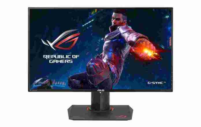 ASUS ROG Swift PG279Q - meilleur moniteur 144hz