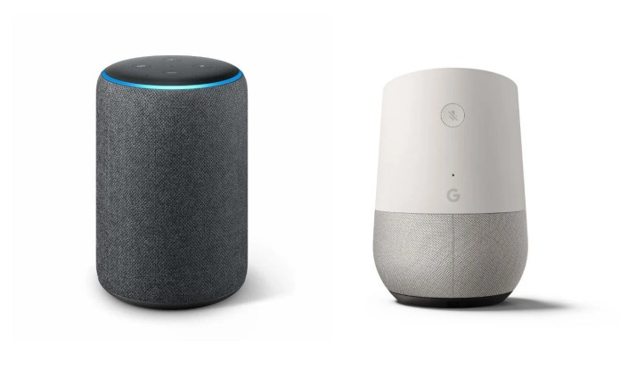 Alexa vs Google Home : Quel assistant vocal choisir ? – Comparatif