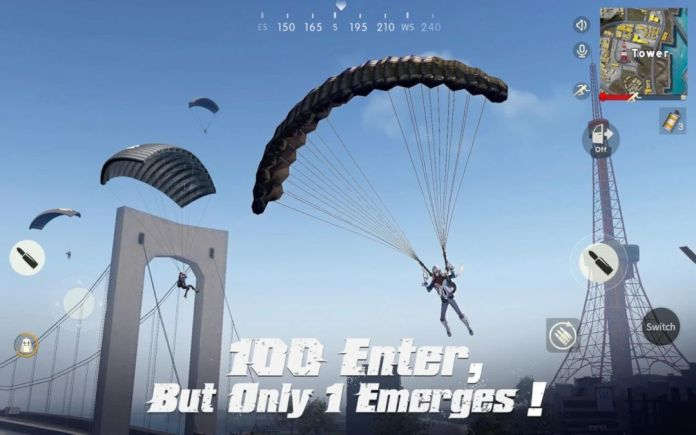 Knives Out sur Mobile