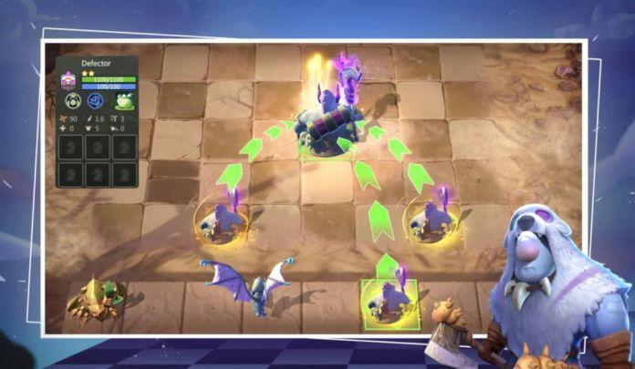 Auto Chess - Comment jouer sur mobile iOS ou Android