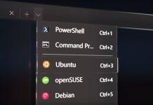 Le nouveau Terminal Windows 10 est disponible en téléchargement