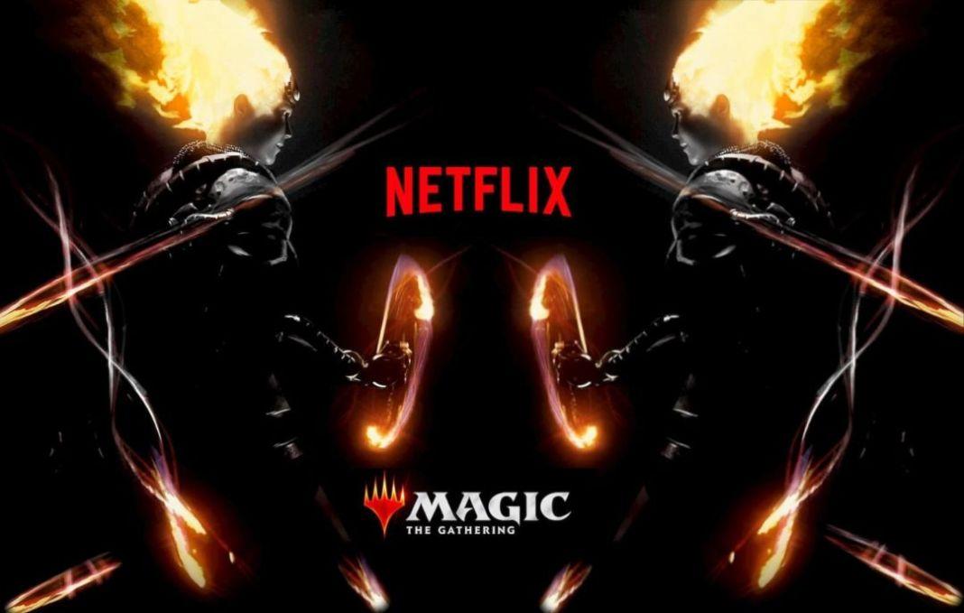 Magic The Gathering, la série Netflix