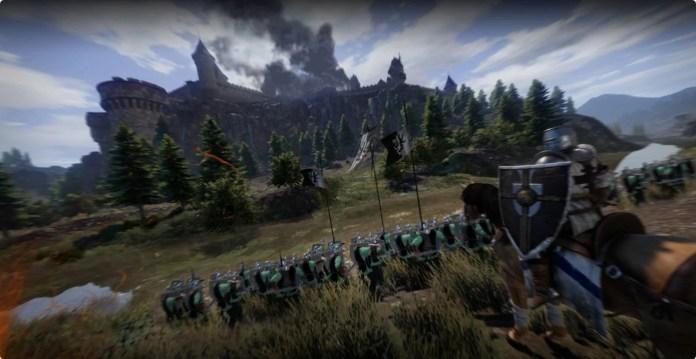 Conqueror's Blade - meilleurs jeux PC gratuits