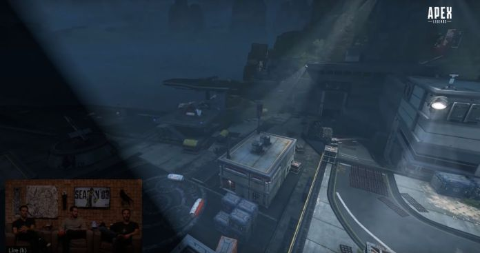 Base aérienne Apex Legends Shadowfall
