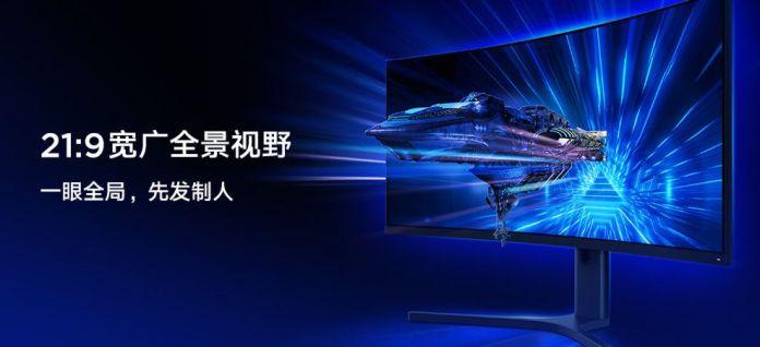 Ultra Wide - Xiaomi Mi Surface 34 WQHD 144Hz