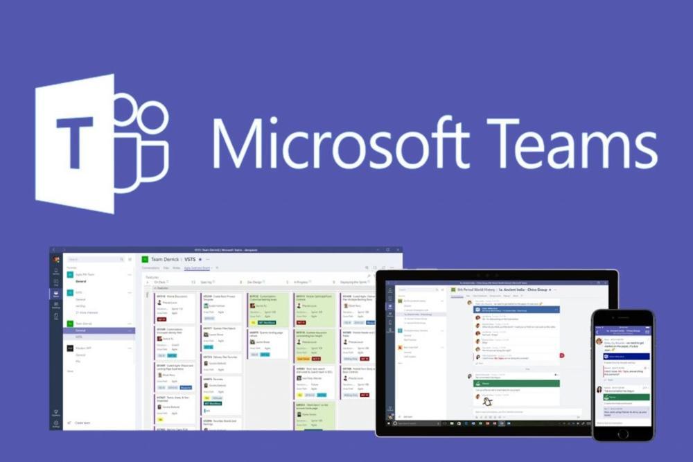 Slack et Microsoft Team - la bataille fait rage