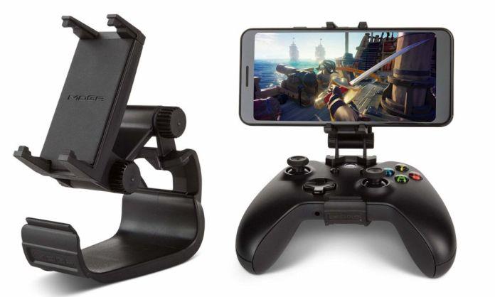 MOGA - Clip pour Jeu Mobile pour Manette sans Fil Xbox