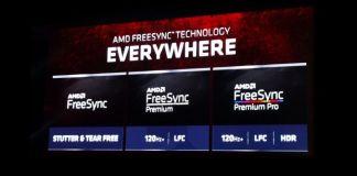 AMD clarifie la norme FreeSync - 3 niveaux, Basic, Premium et Pro