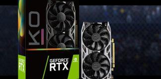 Nvidia RTX 2060 KO déjà disponible pour concurrencer la RX 5600 XT