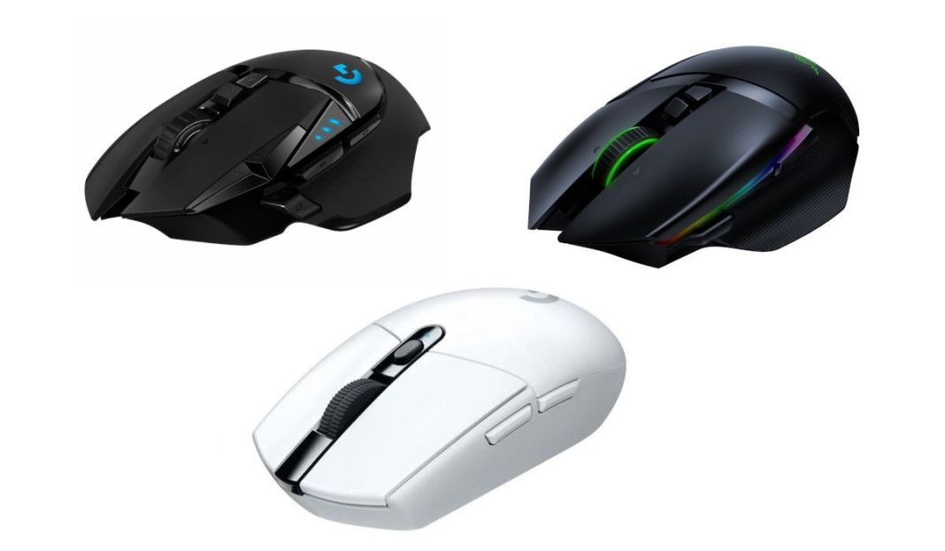 Les meilleures souris Gamer sans fil