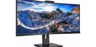 346P1CRH Philips - un écran 34 pouces, HDR400, 100 Hz, 4ms