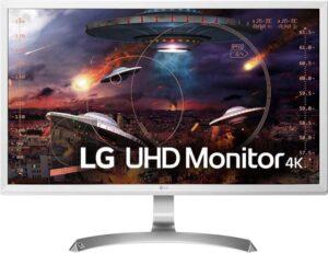 LG 27UD59 - un écran 4K économique pour la PS4 Pro