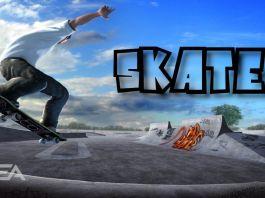 EA nouveau jeu Skate