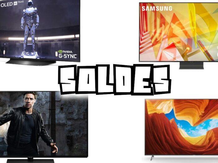 soldes television 2020 la 4k au
