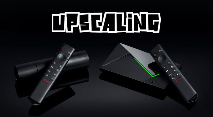 Nvidia Shield : Upscaling par IA s'améliore