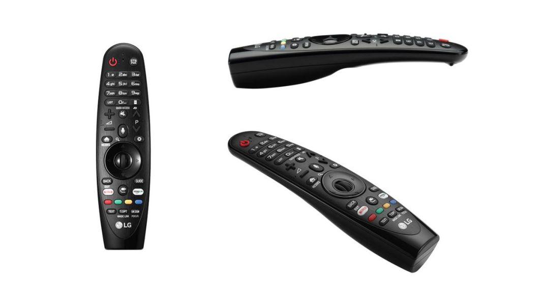 Télécommande LG Magic Remote