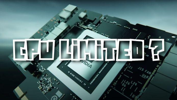 Quel CPU pour la RTX 3080 ? CPU Limited