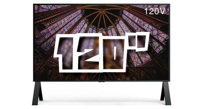 Sharp 8M-B120C : écran PC 120″ 8K – HDMI 2.1 et 120 Hz