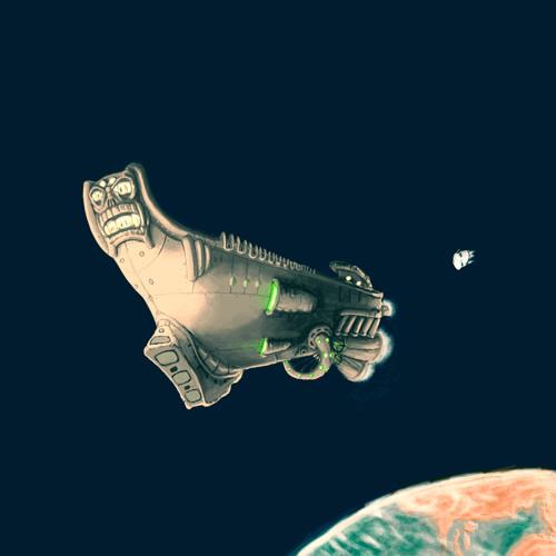 SF星くず・星見人(Stardust-Stargazer)2・謎の漂流ポット
