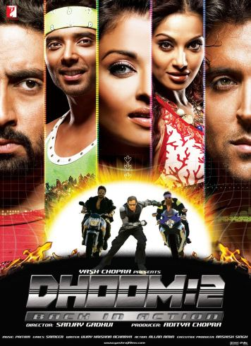 Dhoom 2 affiche