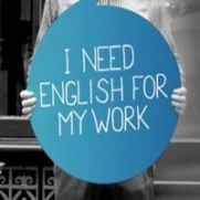 Need English for Work