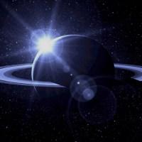 #Saturne  conjonction au Nœud nord