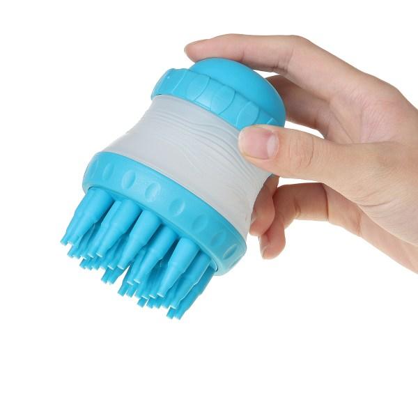 Pet Cleaning Bath Pet Brush Hair Grooming Dog Puppy Cat Massage Shower Brush