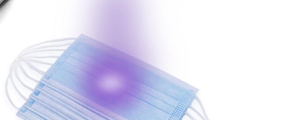 UV Disinfection Lamp Bulb Handheld LED Portable UV Sterilization Light Stick UV Sterilizer Lamp
