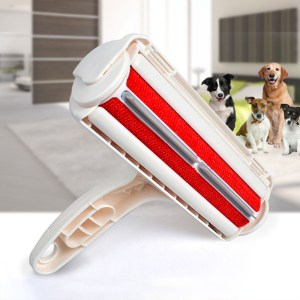 Pet Hair Remover Roller Dog Cat Removing Brush Home Furniture Carpets Sofa Clothes Cleaning Lint Brush Dogs Cleaning Tool Brushes