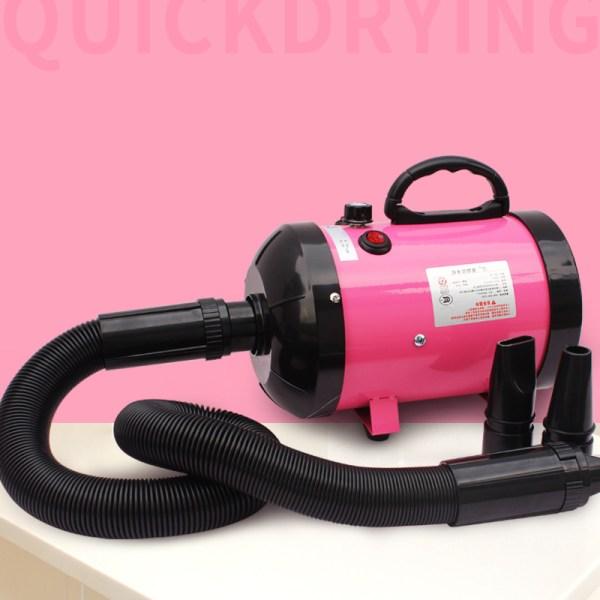 2800W Pet Dog Cat Hair Dryer Grooming Blow Speed Hairdryer Blower Heater