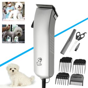 Electric Professional Cat Dog Clipper Hair Grooming Trimmer