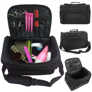 Stylist Salon Barber Hairdressing Scissor Comb Tool Bag