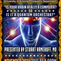 Stuart Hameroff Free Public Talk