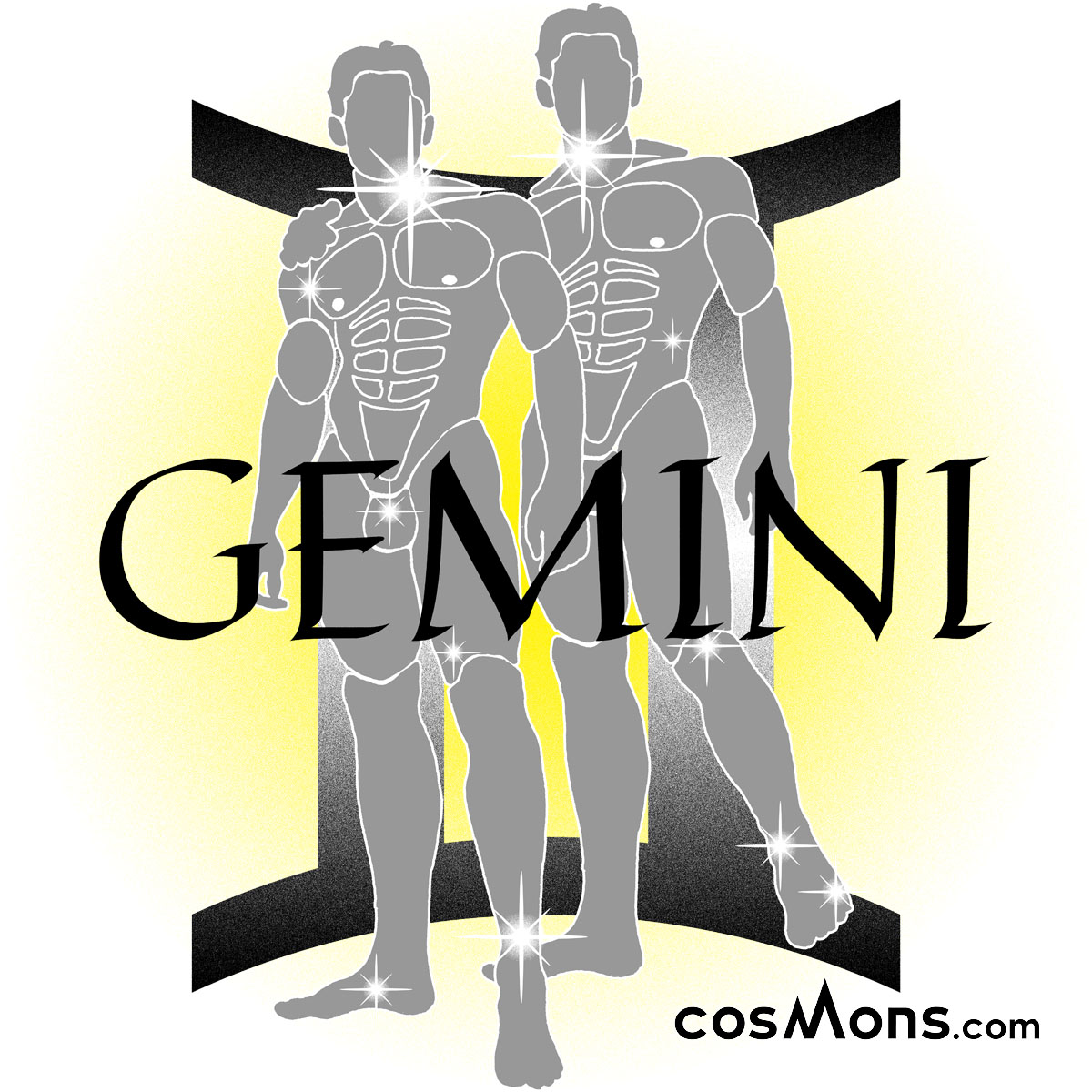 Gemini Zodiac Sign: The Twins In One Mind - COSMONS