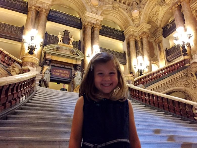 Opera Garnier is the perfect place to make a girl love Paris