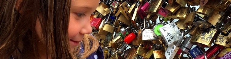 Mother-daughter trip: How to make a little girl love Paris