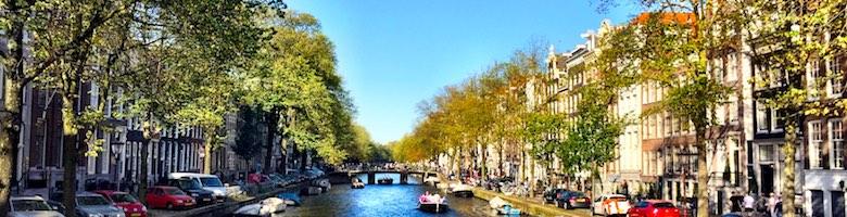 Moeder-dochter trip naar Amsterdam