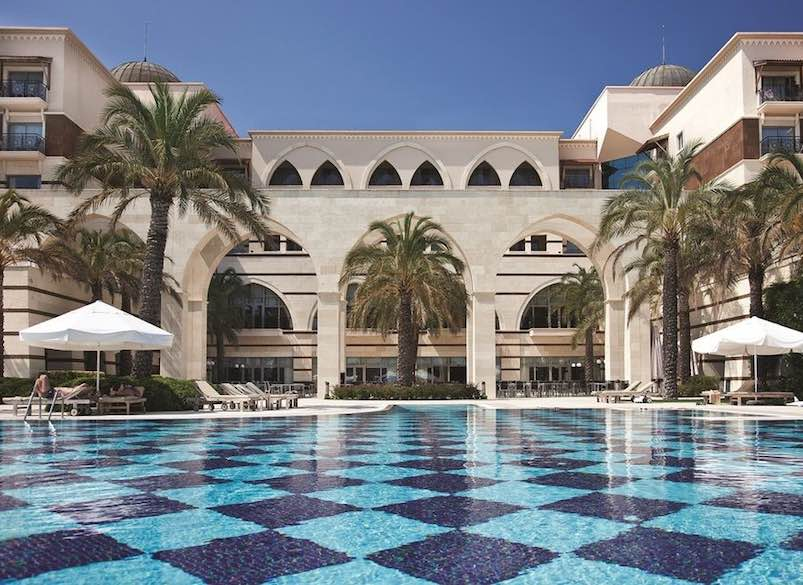 Style at Kempinski Hotel The Dome Thalasso & Golf Resort in Belek, Turkey, featured in this article with family-friendly luxury resorts in the Mediterranean