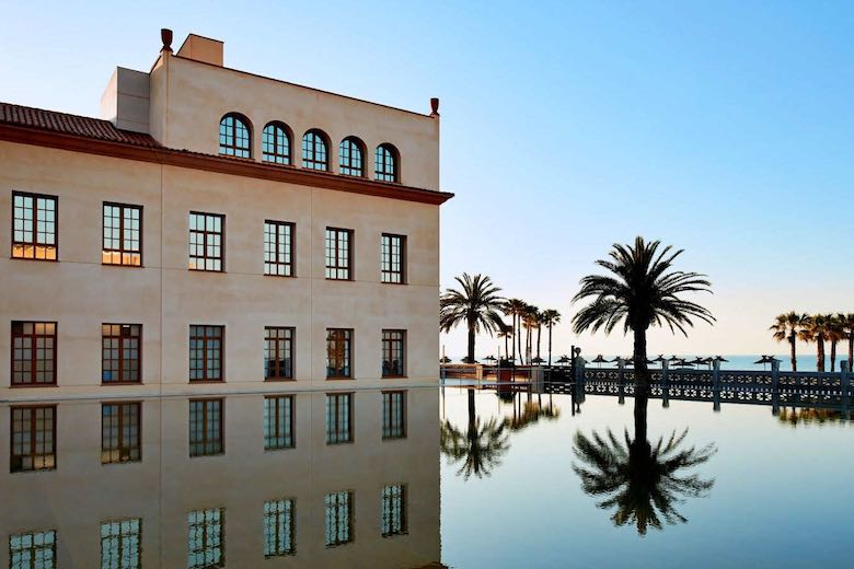 Le Meridien Ra Beach Hotel, one of 10 exquisite family-friendly luxury hotels in Spain