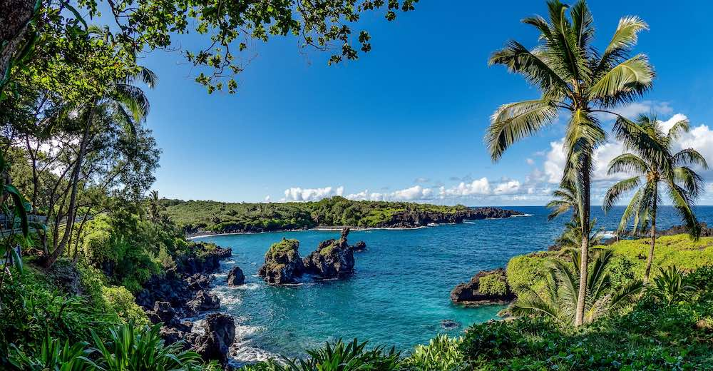The legendary Road to Hana