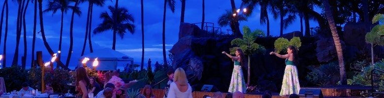 Maui luau: Our review of the Wailele Polynesian Luau (with video)