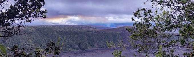 Kilauea Iki Trail, the best Big Island hike