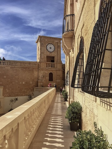 Gozo's Ciutadella, one of the best places to visit in Malta