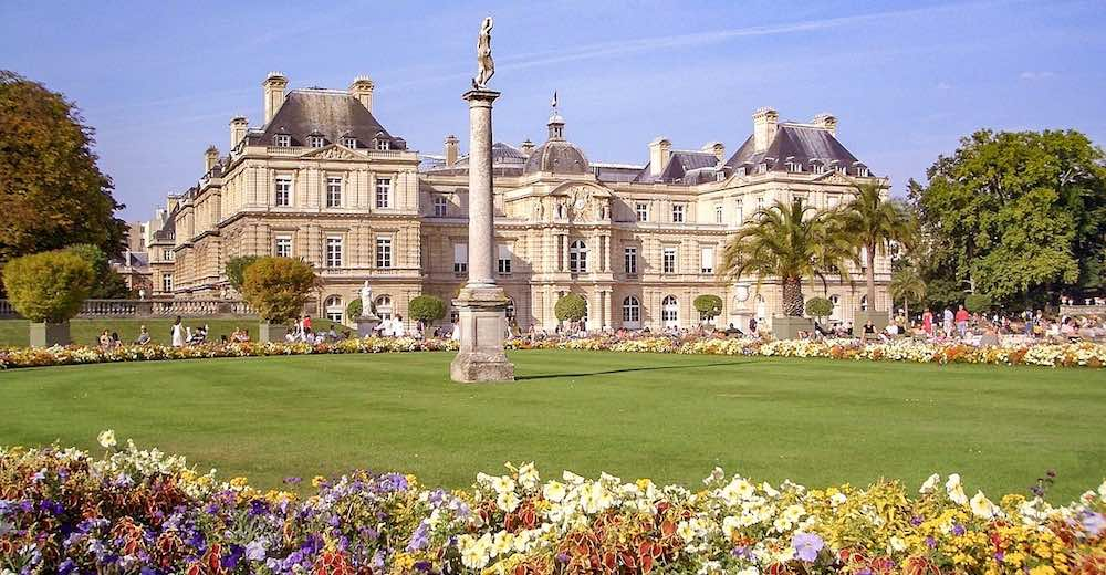 The Luxembourg Garden, one of the most beautiful stops on day 3 of your 4 day Paris itinerary