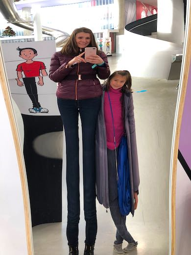 Vervormende spiegels