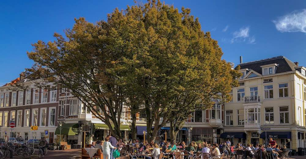 The vibrant Zeeheldenkwartier is one of the lesser known The Hague tourist attractions