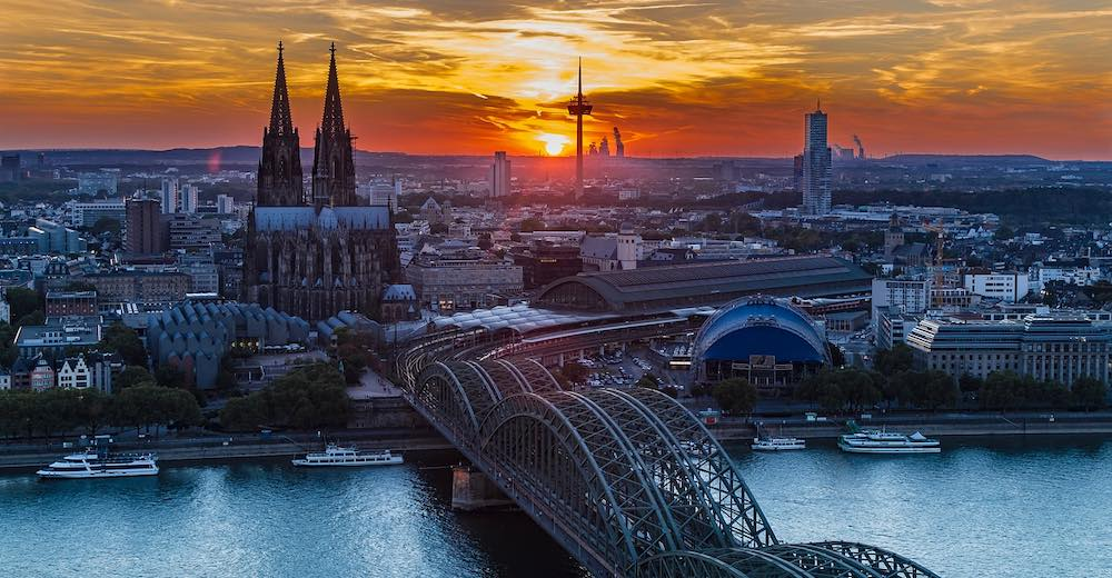 Although Cologne is located in Germany, its proximity to Belgium makes it an interesting day trip from Brussels